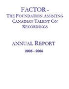 Annual Report 2005 - 2006
