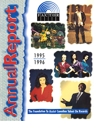 Annual Report 1995 - 1996