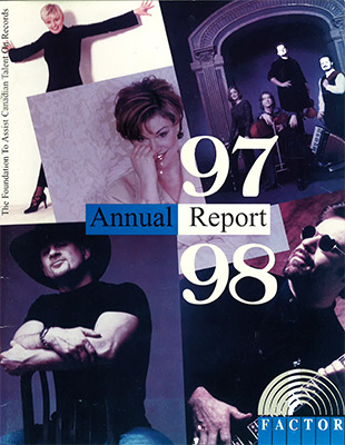 Annual Report 1997 - 1998