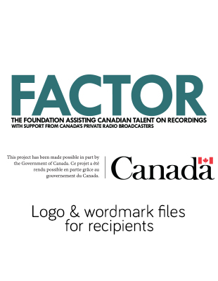 FACTOR logo & Government of Canada wordmark files