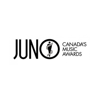 45th Annual Juno Awards logo
